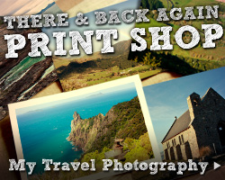 Print Shop - My Travel Photography