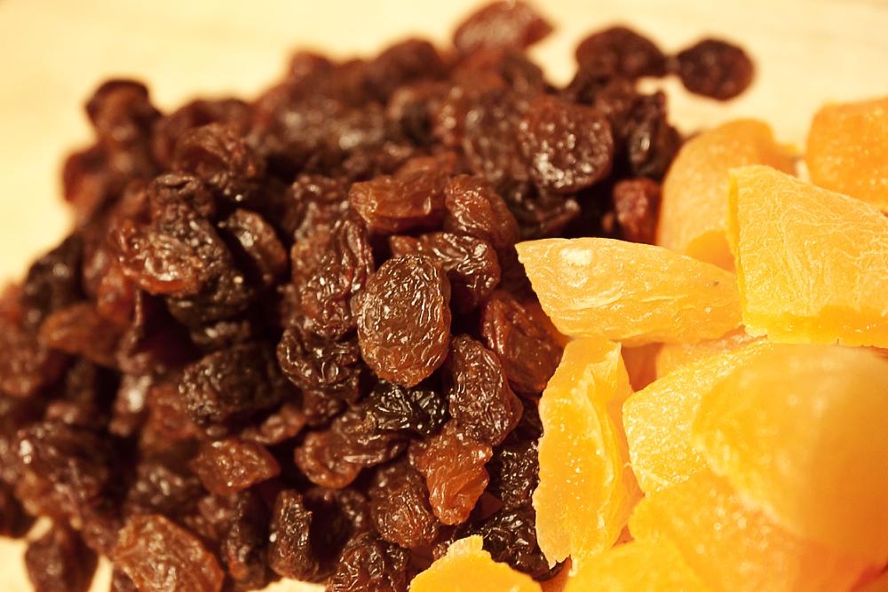 Raisins & Apricots