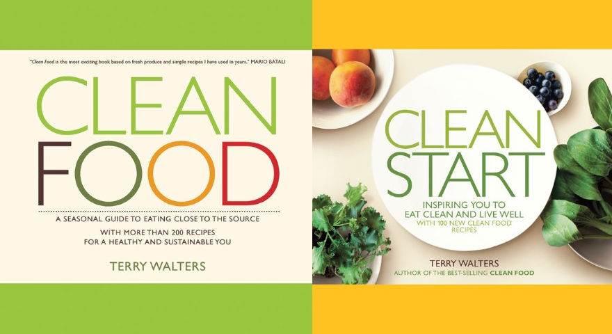 Clean Food Cookbooks