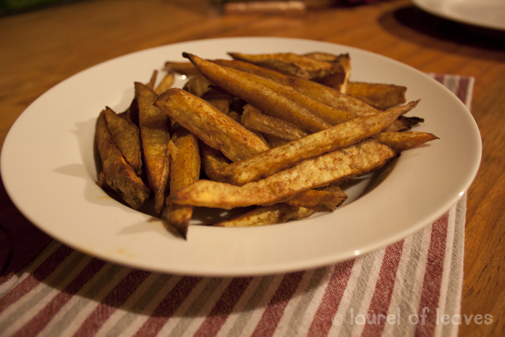 ... call chips. So Kumara Chips? Otherwise known as Sweet Potato Fries