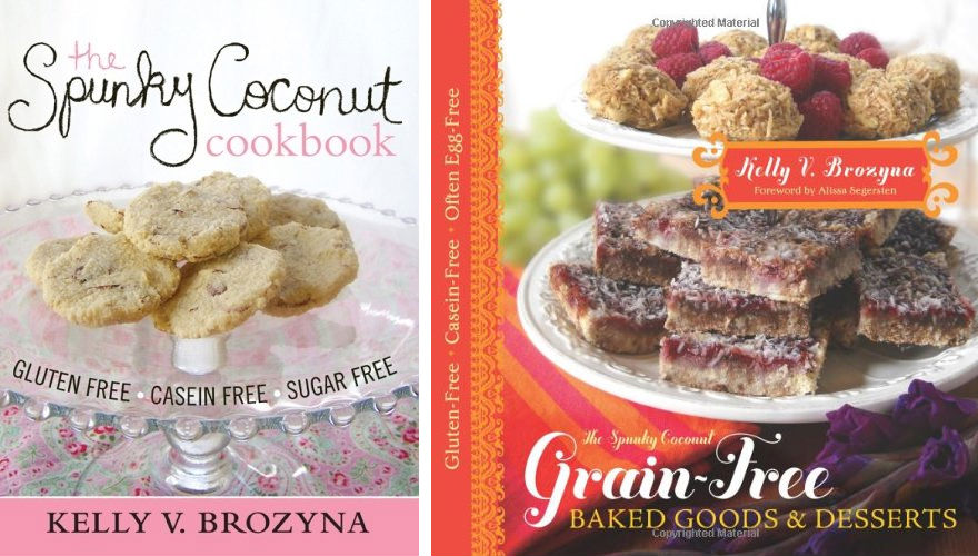 Spunky Coconut Cookbooks