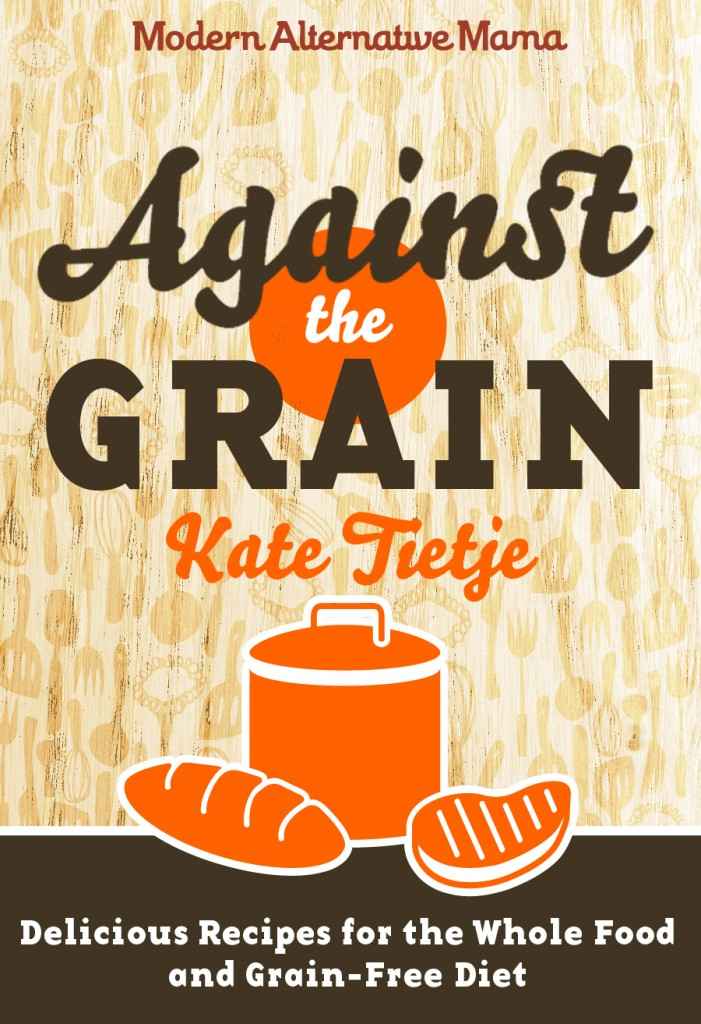 Against the Grain Cookbook