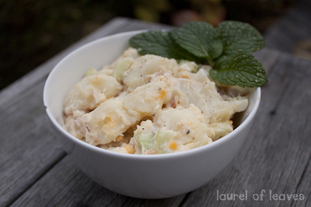 Go-To Potato Salad