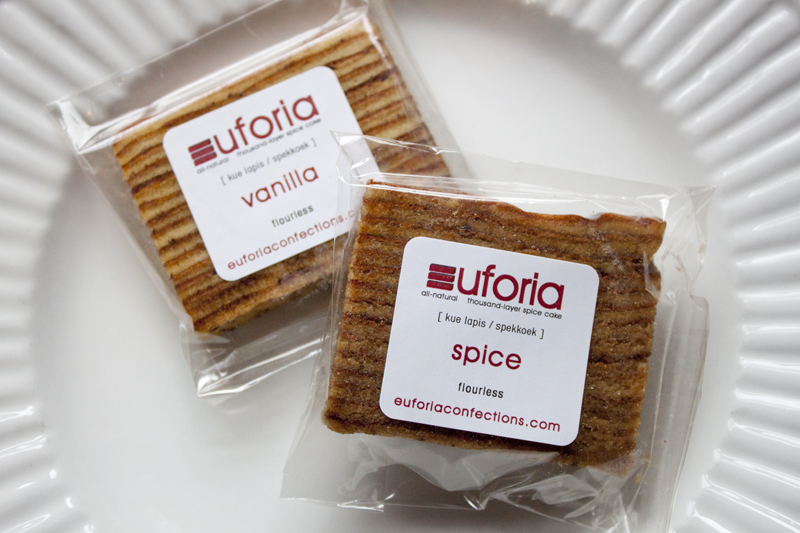 Euforia Thousand Layer Cakes