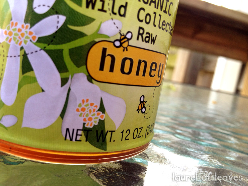 Use honey as a natural make-up remover